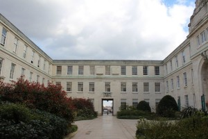 Trent Building Quadrangle