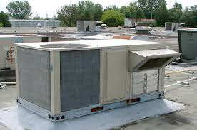 External housing AHU on roof