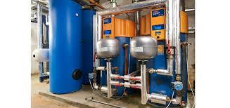 hamworthy direct-fired water heater de-scaling